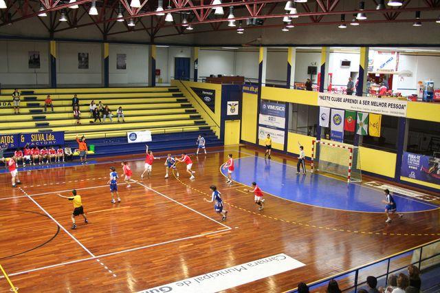 SL Benfica : FC Porto - Fase Final Campeonato Nacional 1ª Divisão Iniciados Masculinos - Troféu Pousadas da Juventude 2
