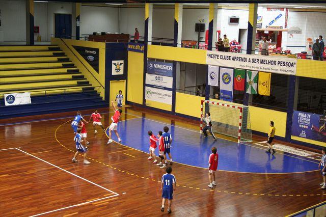 SL Benfica : FC Porto - Fase Final Campeonato Nacional 1ª Divisão Iniciados Masculinos - Troféu Pousadas da Juventude 6
