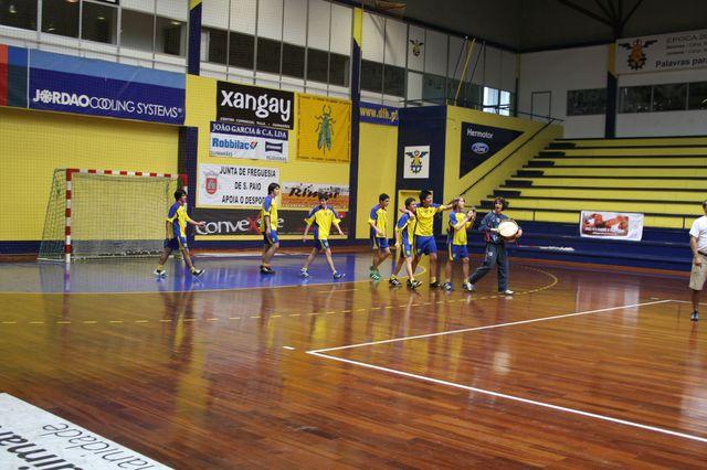 Entrega de Prémios Fase Final Campeonato Nacional 1ª Divisão Iniciados Masculinos - Troféu Pousadas da Juventude 27