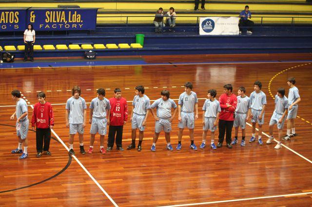 DF Holanda : ADA Maia-Ismai - Fase Final Campeonato Nacional 1ª Divisão Iniciados Masculinos - Troféu Pousadas da Juventude 4