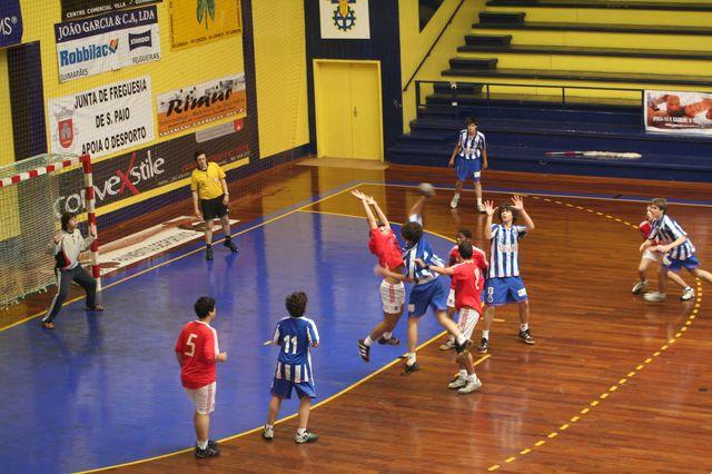 SL Benfica : FC Porto - Fase Final Campeonato Nacional 1ª Divisão Iniciados Masculinos - Troféu Pousadas da Juventude 12