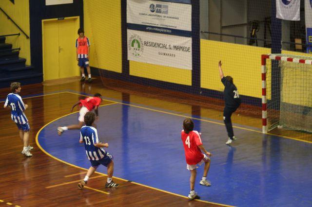 SL Benfica : FC Porto - Fase Final Campeonato Nacional 1ª Divisão Iniciados Masculinos - Troféu Pousadas da Juventude 13