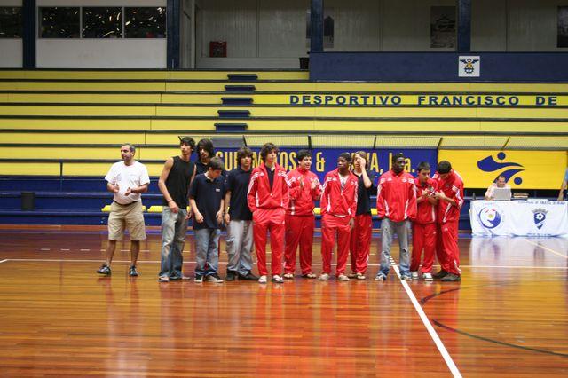 Entrega de Prémios Fase Final Campeonato Nacional 1ª Divisão Iniciados Masculinos - Troféu Pousadas da Juventude 28