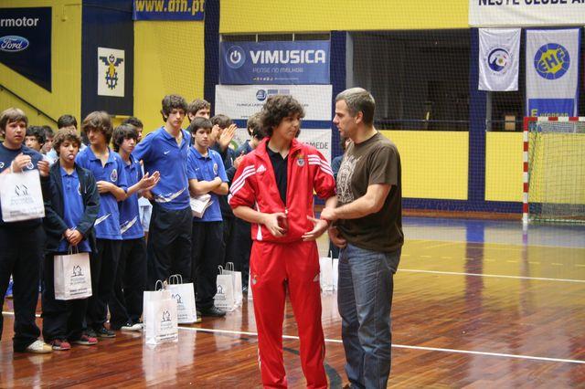 Entrega de Prémios Fase Final Campeonato Nacional 1ª Divisão Iniciados Masculinos - Troféu Pousadas da Juventude 22