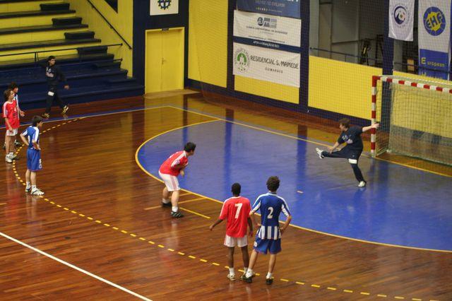SL Benfica : FC Porto - Fase Final Campeonato Nacional 1ª Divisão Iniciados Masculinos - Troféu Pousadas da Juventude 17