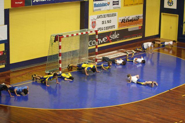 DF Holanda : ADA Maia-Ismai - Fase Final Campeonato Nacional 1ª Divisão Iniciados Masculinos - Troféu Pousadas da Juventude 1