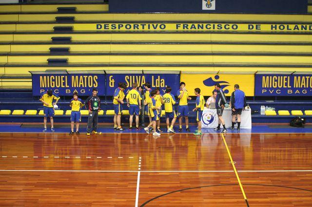 DF Holanda : ADA Maia-Ismai - Fase Final Campeonato Nacional 1ª Divisão Iniciados Masculinos - Troféu Pousadas da Juventude 2