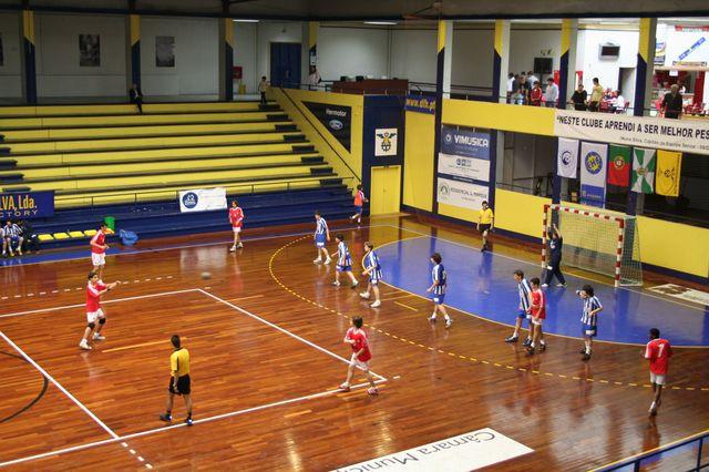 SL Benfica : FC Porto - Fase Final Campeonato Nacional 1ª Divisão Iniciados Masculinos - Troféu Pousadas da Juventude 10