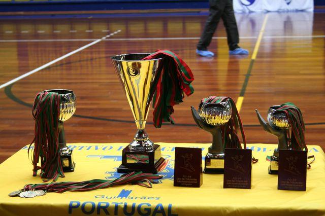 Entrega de Prémios Fase Final Campeonato Nacional 1ª Divisão Iniciados Masculinos - Troféu Pousadas da Juventude 29