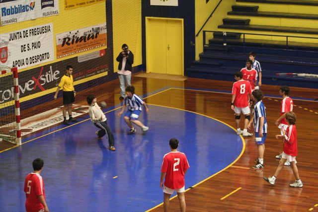SL Benfica : FC Porto - Fase Final Campeonato Nacional 1ª Divisão Iniciados Masculinos - Troféu Pousadas da Juventude 18
