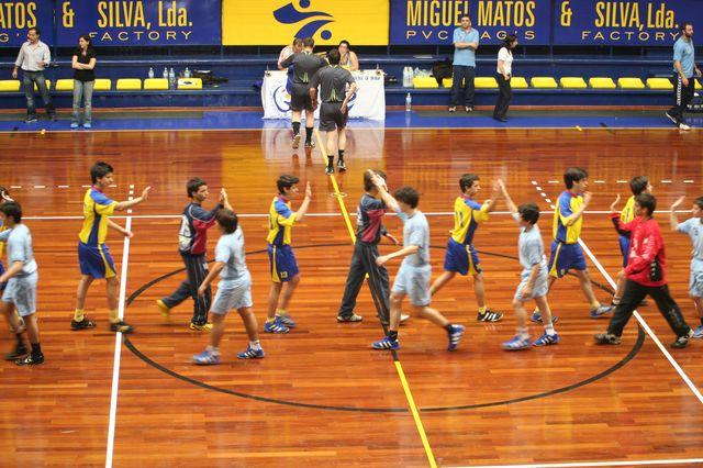 DF Holanda : ADA Maia-Ismai - Fase Final Campeonato Nacional 1ª Divisão Iniciados Masculinos - Troféu Pousadas da Juventude 5