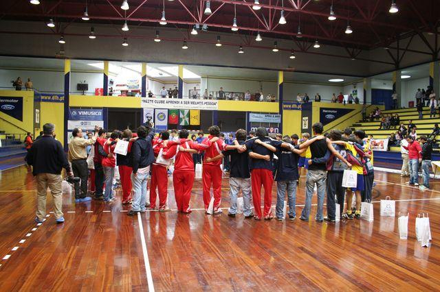 Entrega de Prémios Fase Final Campeonato Nacional 1ª Divisão Iniciados Masculinos - Troféu Pousadas da Juventude 3