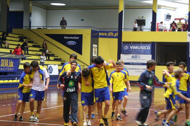 DF Holanda : ADA Maia-Ismai - Fase Final Campeonato Nacional 1ª Divisão Iniciados Masculinos - Troféu Pousadas da Juventude 25