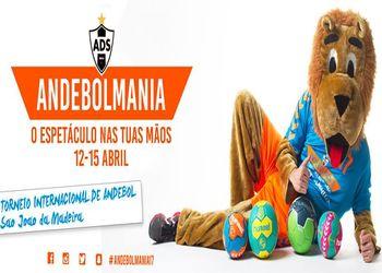 Andebolmania 2017 - banner