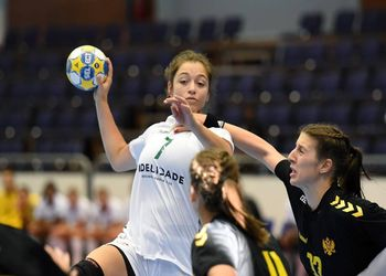 Portugal - Montenegro - Europeu Sub19 Femininos Eslovénia 2017