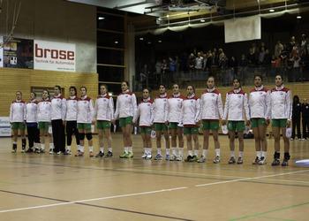 Seleção Juniores A (F) - Torneio 4 Nações 2013