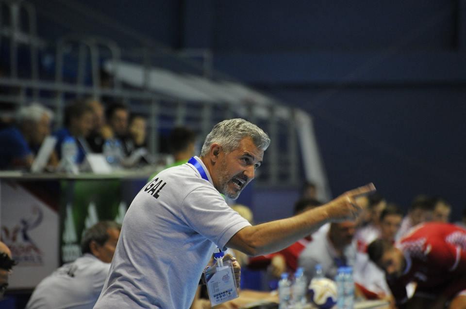 Croácia : Portugal - Campeonato Mundo Sub19 Masculinos