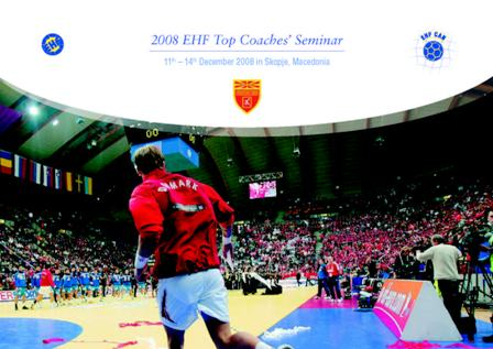 2008 EHF Top Coaches Seminar