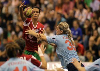 Portugal : Turquia - Vera Lopes - qualificação para Campeonato do Mundo Sérvia 2013 - foto de José Lorvão