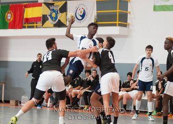 AA Algarve : AA Lisboa - Torneio Seleções Regionais Iniciados Masculinos - foto: Mário Moreira