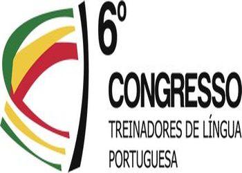 Logo 6º Congresso Treinadores de Língua Portuguesa
