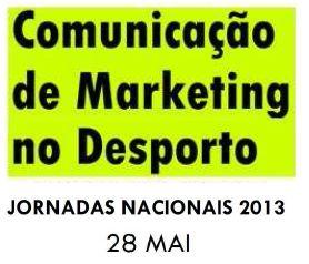 II Jornadas Nacionais de Comunicação de Marketing no Desporto