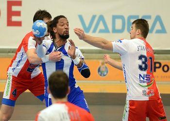 FC Porto - HC Vojvodina - EHF Cup