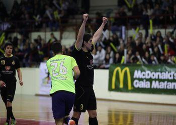FC Gaia/Petrovaz Lda : AM Madeira A. Sad - Taça de Portugal - foto: Pedro Alves