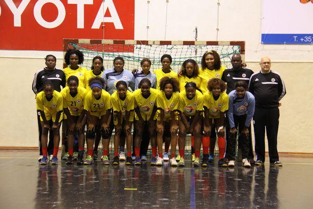 Selecção Nacional de Angola - foto: António Oliveira
