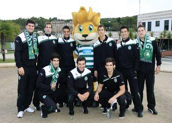 Sporting CP e Jubas na Semana Olímpica