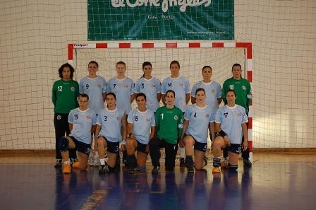 1/2 Final Taça Portugal Seniores Femininos - Madeira Sad