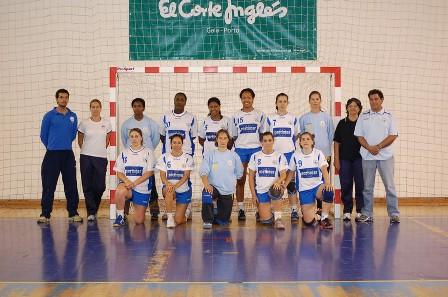 1/2 Final Taça Portugal Seniores Femininos - CDE Gil Eanes