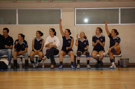 1/2 Final Taça Portugal Seniores Femininos - Maiastars : Gil Eanes
