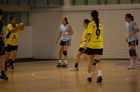 1/2 Final Taça Portugal Seniores Femininos - Madeira Sad : Colégio de Gaia