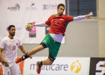 Tiago Rocha - Portugal : Qatar - 06.06.16 - foto: Pedro Alves / PhotoReport.In