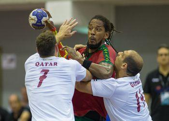 Gilberto Duarte - Portugal : Qatar - 06.06.16 - foto: Pedro Alves / PhotoReport.In