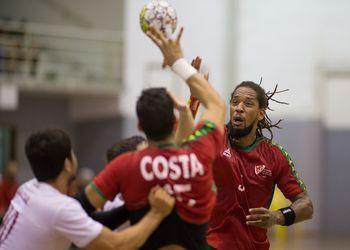 Gilberto Duarte e José Costa - Portugal : Qatar - 06.06.16 - foto: Pedro Alves / PhotoReport.In