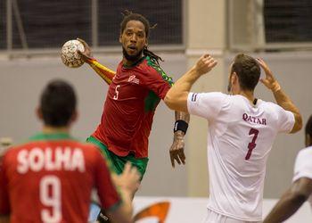 Gilberto Duarte - jogo Portugal : Qatar - 06.06.16 - foto: Pedro Alves / PhotoReport.In