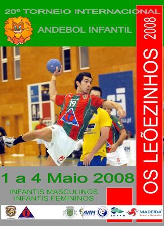 Cartaz Leõezinhos 2008
