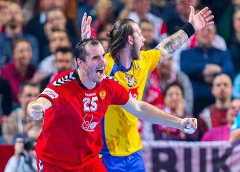 Suécia - Rússia - Campeonato da Europa 2016 - foto: Sascha Klahn