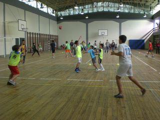 I Torneio Inter-turmas de Andebol em Mangualde