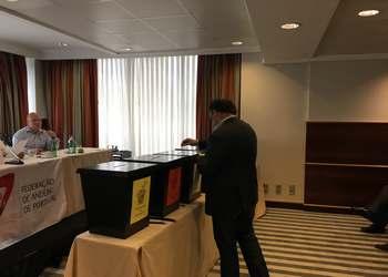 Eleições na FAP - Mário Bernardes