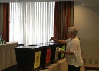 Eleições na FAP - Ana Maria