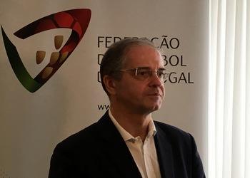 Presidente da FAP - Miguel Laranjeiro