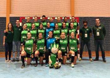 SIR 1º de Maio/ ADA CJ Barros - Challenge Cup Feminina 2018/2019