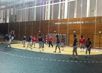 Treino seleção - 13.06.2012