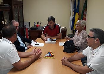 Assinatura de Protocolo - Cacém - 07.09.2018
