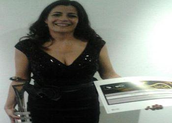 Virgínia Ganau recebe Prémio de Mérito Desportivo na 17ª Gala do Desporto