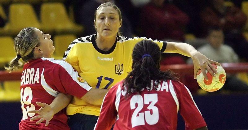 Portugal : Ucrânia - Campeonato da Europa Seniores Femininos Macedónia 2008
