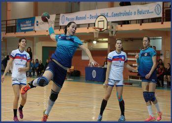 NAAL Passos Manuel : Madeira Sad - Campeonato Multicare 1ª Divisão Seniores Femininos - foto: Ricardo Rosado